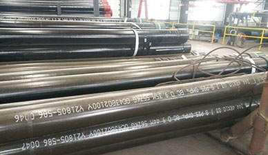 "500m effective length 9-5/8"" J55 BC R2 exported to Japan"